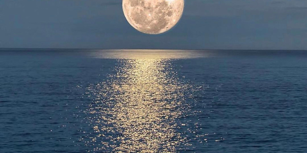 Full Moon Circle - The Path of Least Resistance