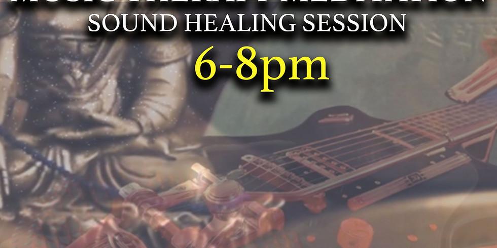 Music Meditation Sound Healing Experience