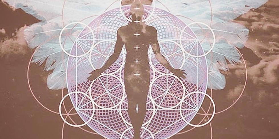 Reiki Training (Level one: Self healing)