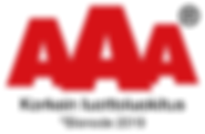 AAA luottoluokitus Saircon Oy