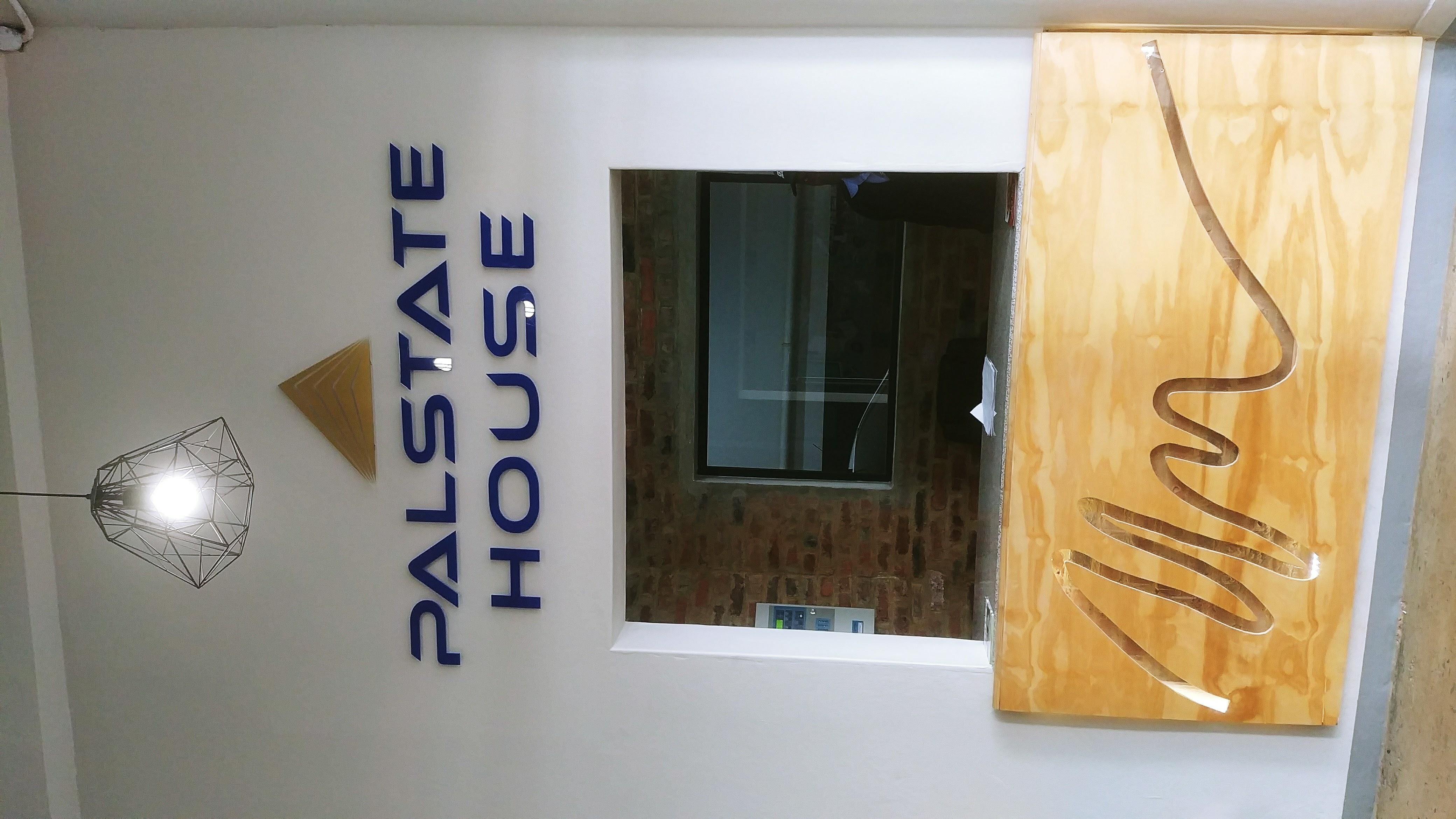 Palstate House - Entrance Lobby 4