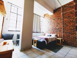 Paris House - Living Space