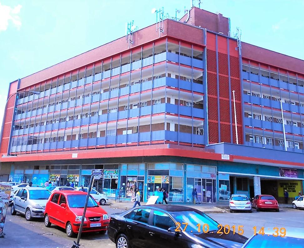Sanlam centre