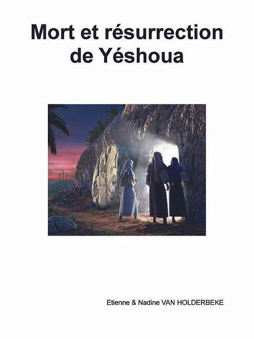 Mort et résurrection de Yéshoua