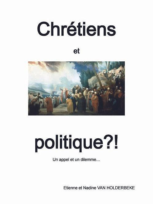 Chrétien et politique