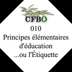 010 Principes élémentaires d'éducation ..