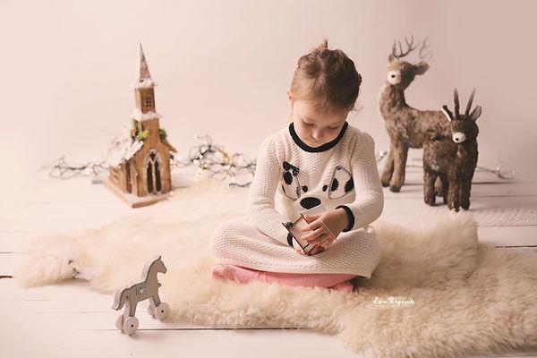 bby photographer mini christmas session