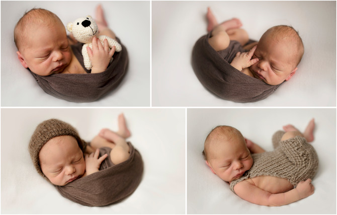Baby Aleksander, 11 days new. Newborn session in Wokingham.