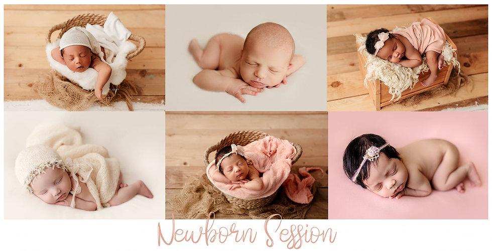 newborn session Basingstoke
