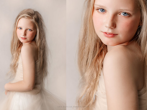 Child Portrait, Individual Portrait