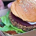 The Daughter's Vegie Burger