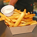 Chips with Aioli