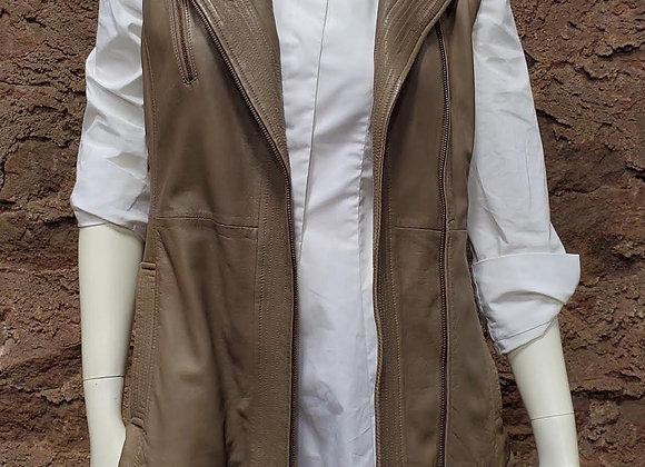 Banana Republic Leather Vest