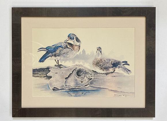 """Ducks"" by Ralph B. Smith"
