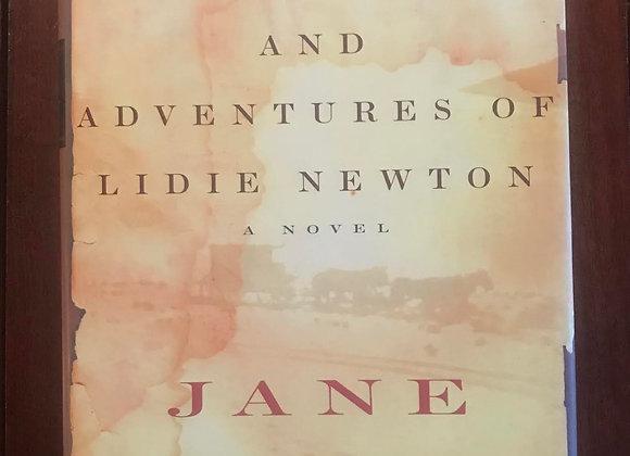 Jane Smiley The All-True Travels & Adventures of Liddie Newton