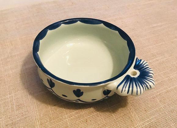 Delft Porringer Bowl