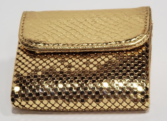 Whiting and Davis International Coin Purse