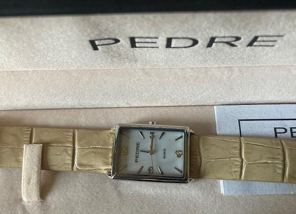 Woman's Pedre Quartz Watch