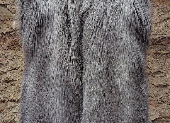 Ann Taylor Faux Fur Vest