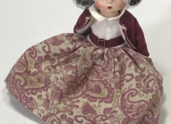 Madame Alexander Doll Jo #48410 RARE