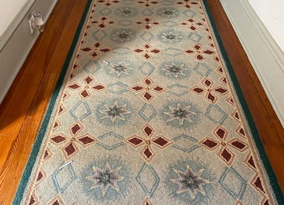 Dash & Albert 100% Wool Runner (2.5' x 8')