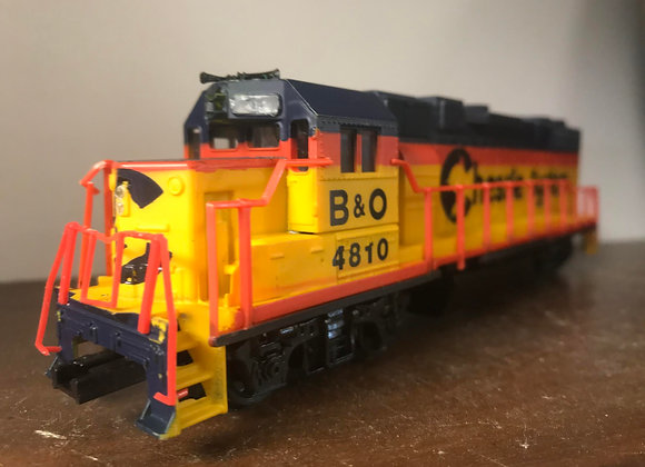 HO (B&O) Chessie System Diesel Engine Locomotive