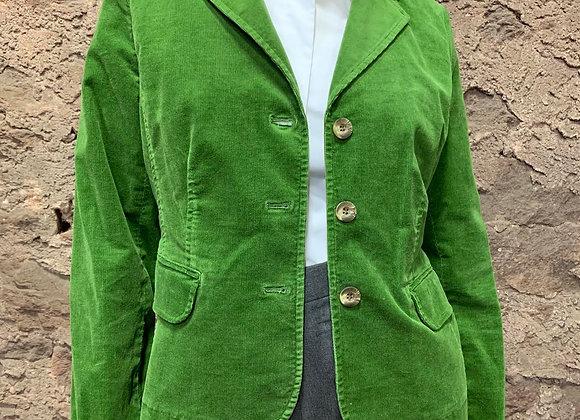 Charter Club Green Corduroy Jacket