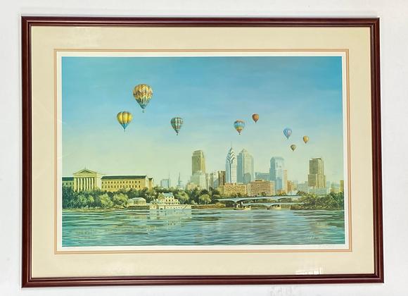 """""""New Horizons--Philadelphia"""" by W. S. Dawson"""