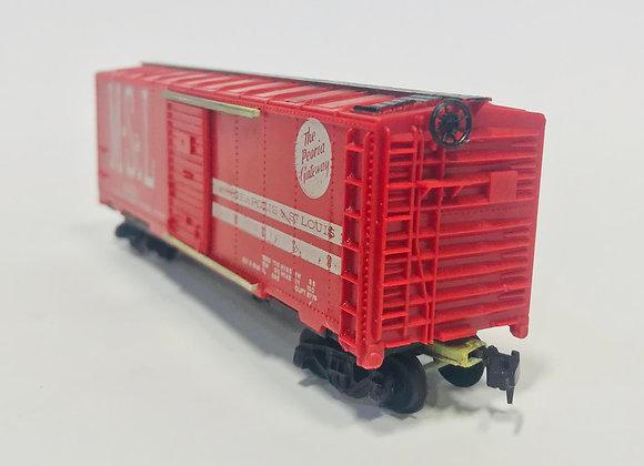 HO Minneapolis/St. Louis Box Car