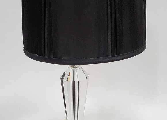 Lamp with Clear Base