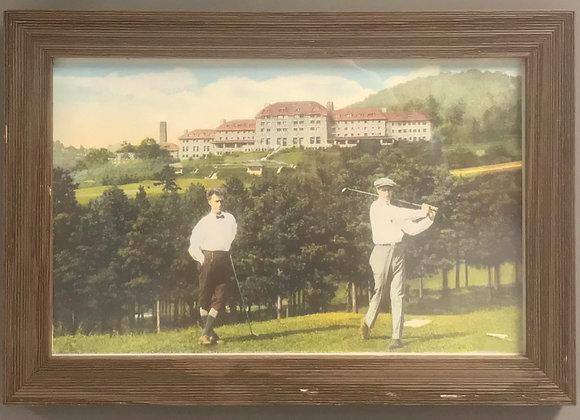 Golf Photograph