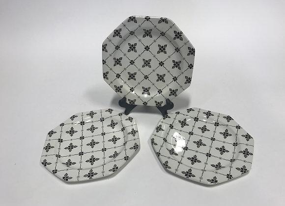Vintage Royal Staffordshire Plates