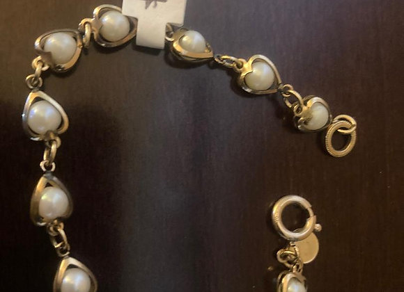White Cultured Pearls
