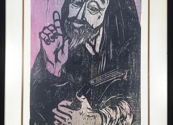 """""""Prophet"""" by Fay Friedman"""