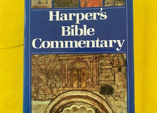Harper's Bible Commentary