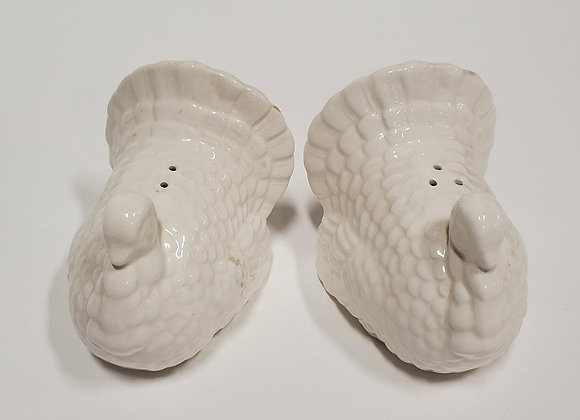 Turkey Salt and Pepper Shakers by Williams Sonoma