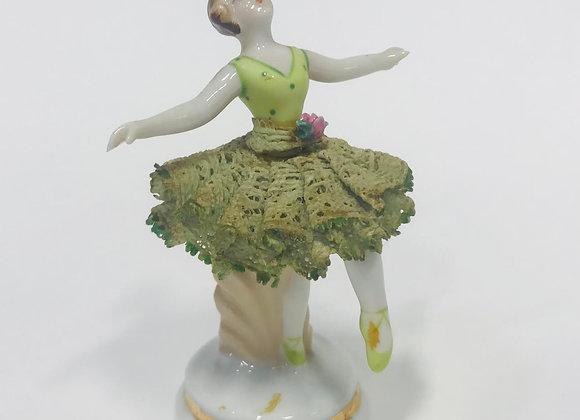 Vintage 1940s Ballerina Made in Occupied Japan