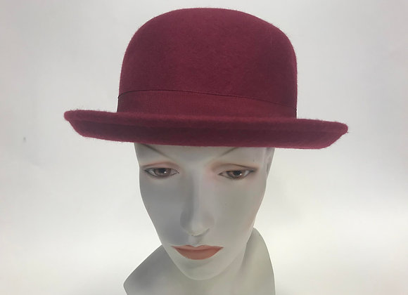 H&M Divided Red Hat