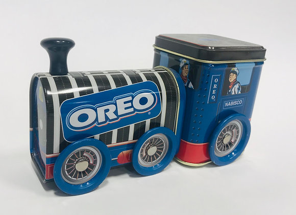 Nabisco Oreo Tin Train