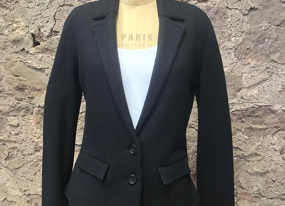 Ann Taylor Knit Merino Wool Jacket