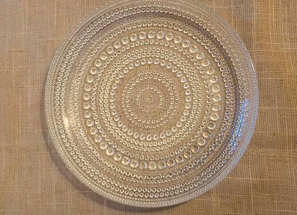 Vintage Hobnail Plate