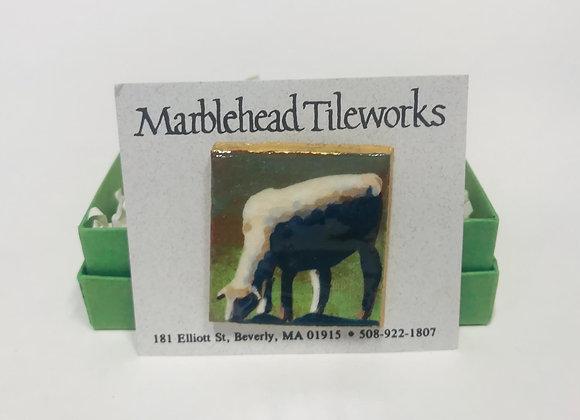 Marblehead Tileworks Handmade Tile Pin