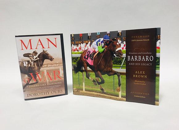 """Barbaro and His Legacy"" & ""Man of War"""