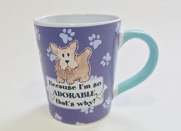 AdorableDog Mug