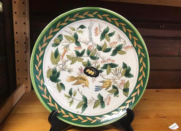Bird's Nest Plate