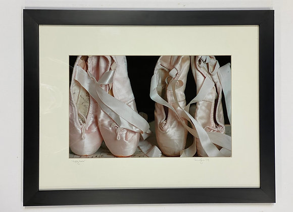 Photograph of Ballet Slippers