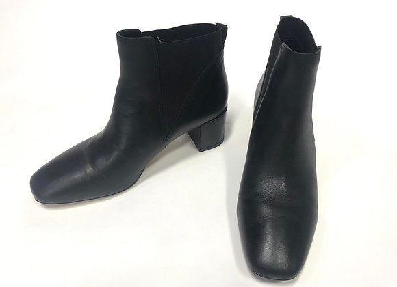 Pull-on Black Boots by Talbot's.