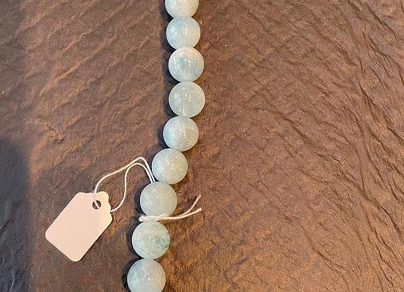 Blue Quartz Tennis Bracelet