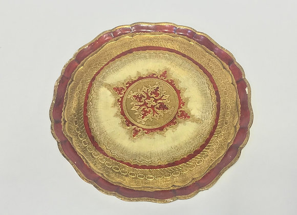 Colorful Indian Tray