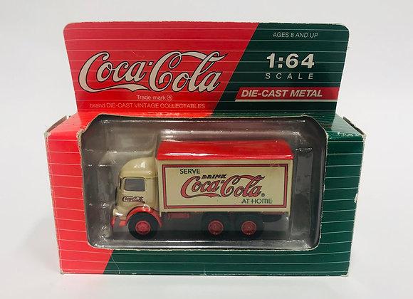 Die-cast Coca-Cola Truck